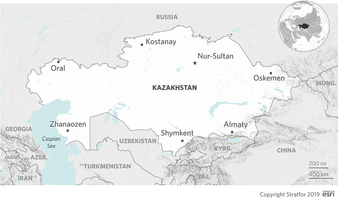 How Kazakhstan S New President Will Navigate His Country S Role In