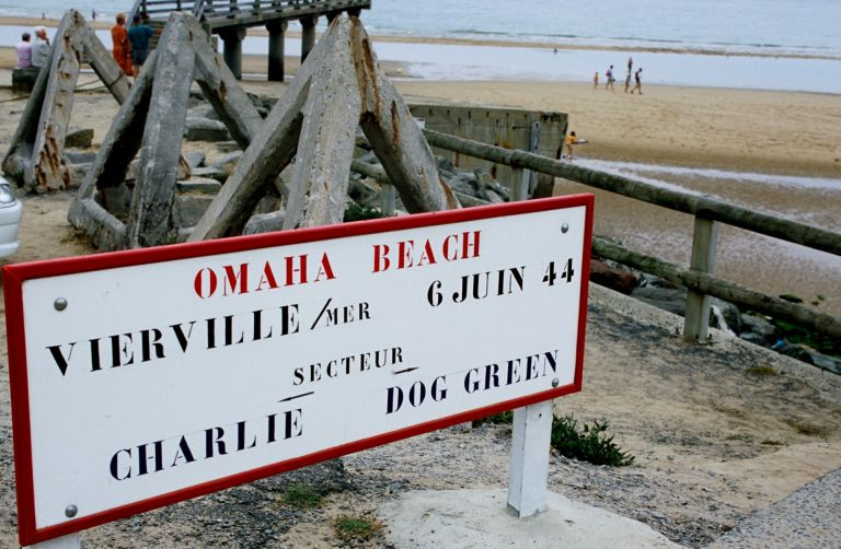 Geopolitical Journey: Thoughts on Omaha Beach