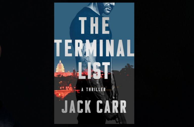 The Terminal List With Author Jack Carr