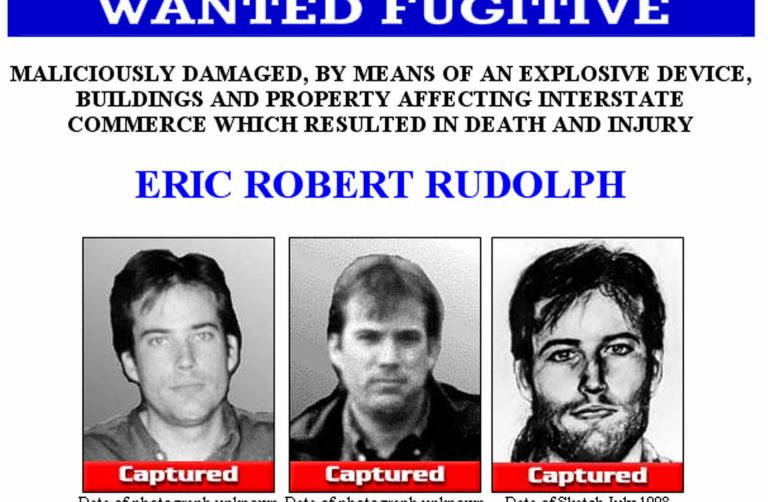 The Eric Rudolph Case: Fanning...
