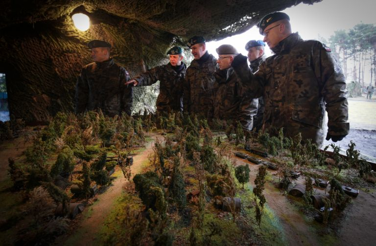 Poland Considers 'Fort Trump' and Other U S  Military Base Options