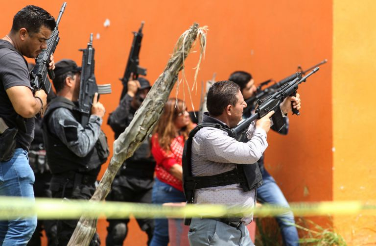 Murder in Mexico in 2019: A Midyear Checkup