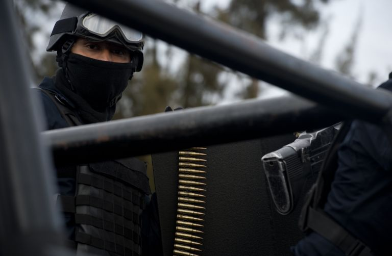 One Man's Drive to Reshape Mexico's Cartel Wars