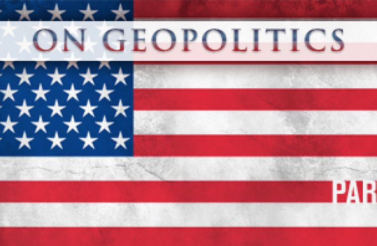 The Geopolitics of the United States, Part 2: American Identity and the Threats of Tomorrow