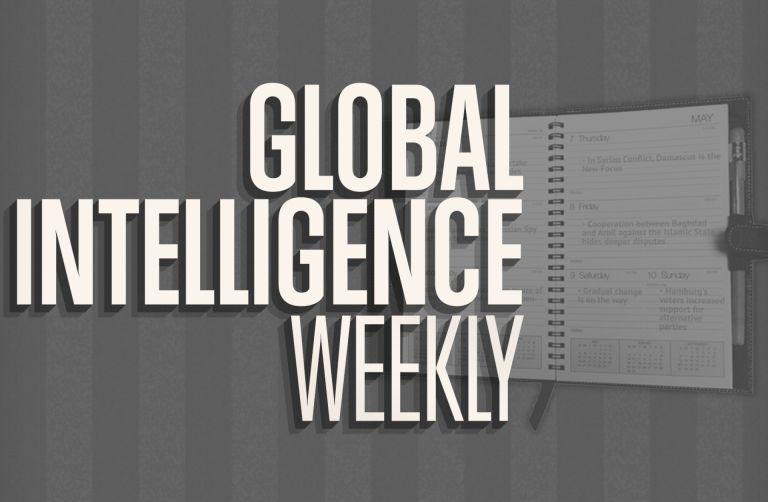 Global Intelligence: Week of July 18, 2016