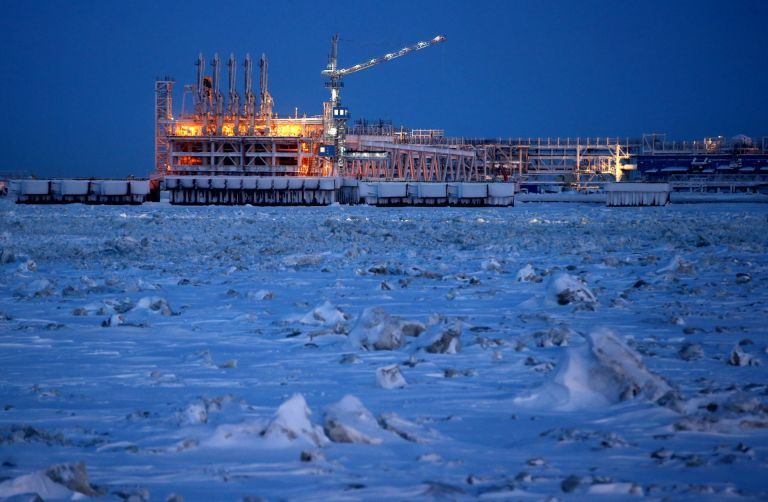 Russia's Arctic Dreams Remain on Ice