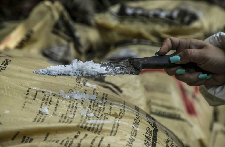 Criminal Commodities Series: Methamphetamine
