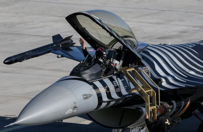 Facing Sanctions, Turkey's Defense Industry Goes to Plan B