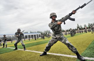 China's military rise has caused nothing but concern for the powers of the region, forcing them to adapt their security policies to what they see as a growing power hostile to their interests.