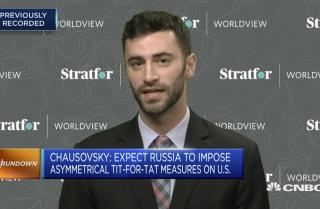 Eugene Chausovsky on CNBC