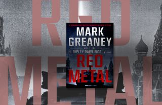 Mark Greaney and Lt. Col. H. Ripley Rawlings IV discuss their new book, Red Metal.