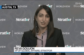 Stratfor Vice President of Global Analysis Reva Goujon on BNN Bloomberg