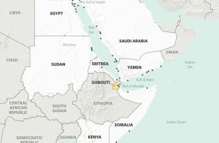 Djibouti's Coveted Strategic Location