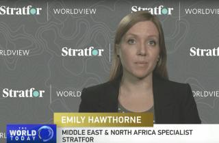 Emily Hawthorne on CGTN America