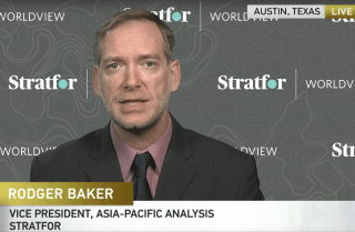 Rodger Baker on CGTN America The World Today