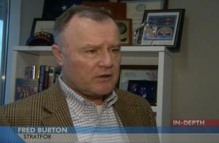 Fred Burton on KXAN-TV