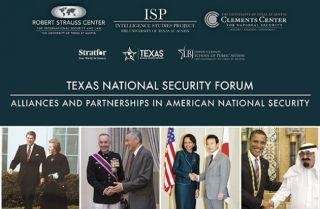 Texas National Security Forum