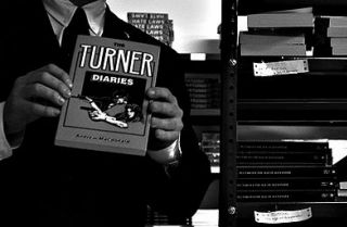 'The Turner Diaries,' by National Alliance leader William Pierce, provides a blueprint for conducting terrorist operations as an underground organization.