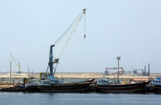 A port project in the city of Chabahar on the Gulf of Oman is a big opportunity, not only for Iran but also for Afghanistan.