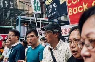 China's heavy-handed tactics in Hong Kong
