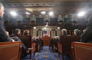 Russia's active reinforcement of the perception that the United States is weak and distracted has only spurred a natural rebalancing of power between the executive and legislative branches, just as the framers of the U.S. Constitution intended.