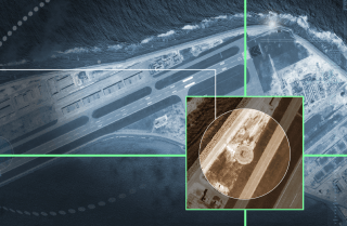 Stratfor has obtained satellite imagery of Mischief Reef in the South China Sea, and we show in this visual analysis what China is putting in place.