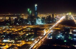 More than three-quarters of Saudis live in the kingdom's big cities, like the capital, Riyadh, where jobs and other opportunities are rich.
