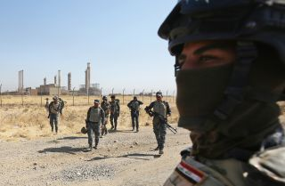 Iraqi Security Forces have secured key energy infrastructure in the Kurdish-controlled city of Kirkuk, following an independence referendum in Iraqi Kurdistan.
