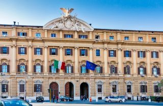 The Italian Ministry of Finance and Economics