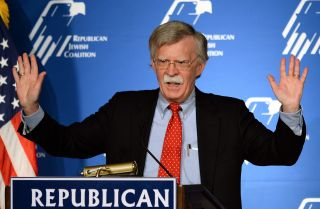 Former U.S. Ambassador to the United Nations John Bolton will become U.S. President Donald Trump's new national security adviser starting April 9.