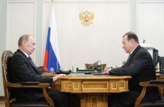 In Russia, the Kremlin Refocuses on the Metals Industry