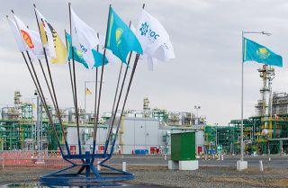 Delays at Kazakhstan's Kashagan Energy Project Could Benefit Russia