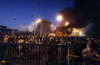 Egypt: The Dangers and Limits of Intensifying Violence