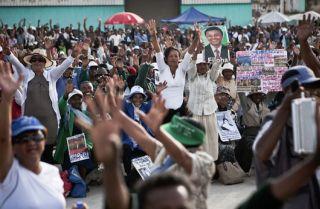 In Madagascar, Bombings Precede a Presidential Election
