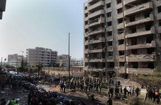 In Lebanon, Jihadists Lash Out at Iran and Hezbollah