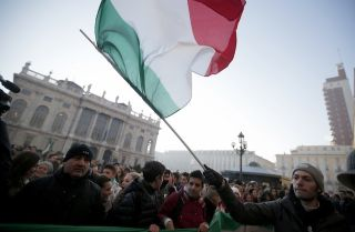 Italy: A New Movement Becomes Part of a Growing Trend