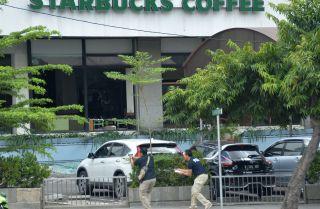 Terrorism Returns to Indonesia's Capital