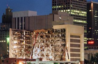 Domestic Terrorism Threat Lingers 20 Years After Oklahoma City