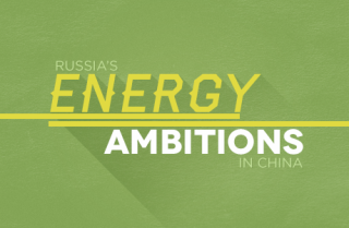 Russia's Energy Ambitions in China