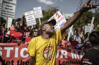 Xenophobic Violence in South Africa: The Government's Measured Response