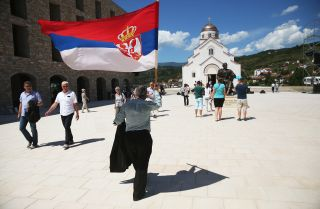 Russia Competes for Influence in the Balkans