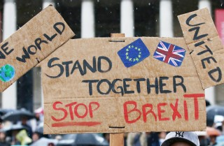 The meaning of the Brexit shock