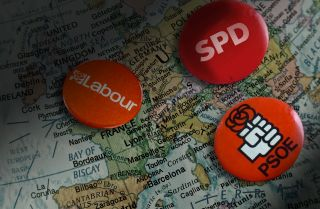 These are not easy times for center-left parties in Europe.