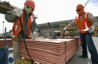 Chile's Copper Boom Comes to an End