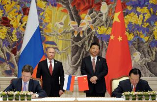 A Chronology of Russia's Rekindled Alliance With China