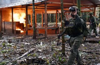 Colombia's Trouble in Uprooting the Cocaine Trade