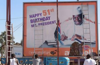 West Africa Contemplates a Gambian Conundrum