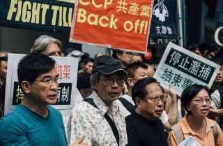 A Hong Kong Bookseller Confronts Beijing
