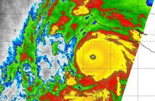 Mexico Braces for Hurricane Patricia