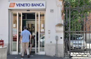 Veneto Banca and Banca Popolare di Vicenza's assets were consolidated over the weekend. It's the second time the European Union's new Banking Union rules have been tested in Italy.